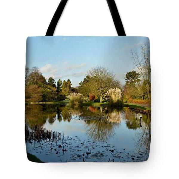 Burnby Hall Gardens Tote Bag