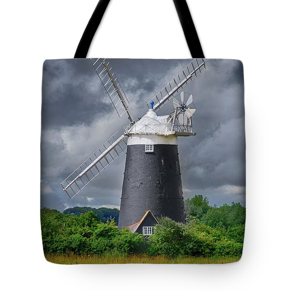 Burnham Overy Mill Tote Bag by Steev Stamford