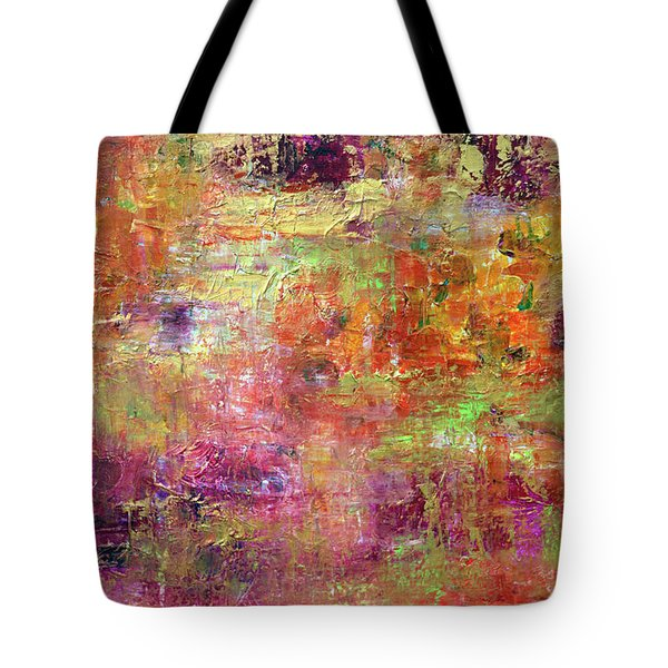 Burning Fire #2 Tote Bag