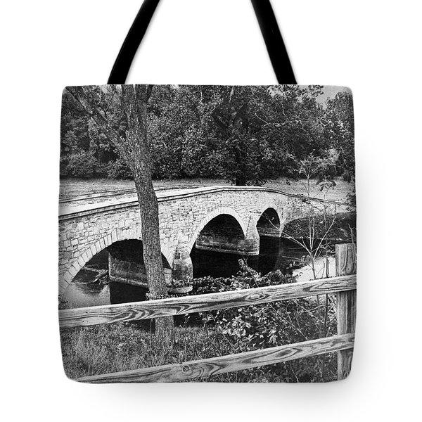 Burnside Bridge 2 Tote Bag