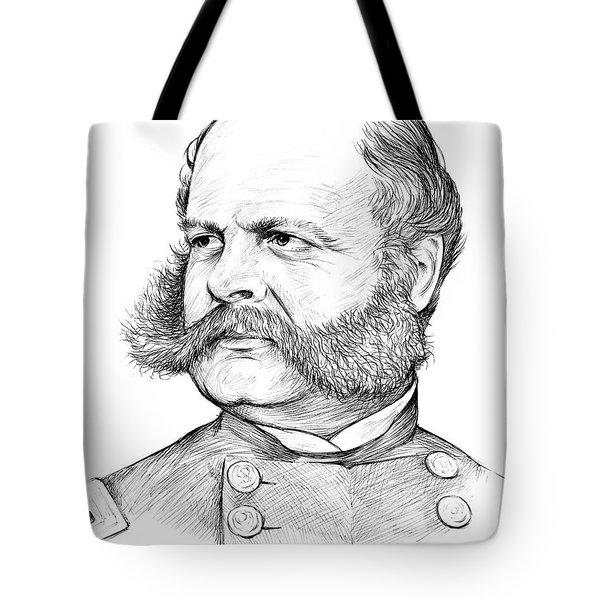 Burnside Tote Bag