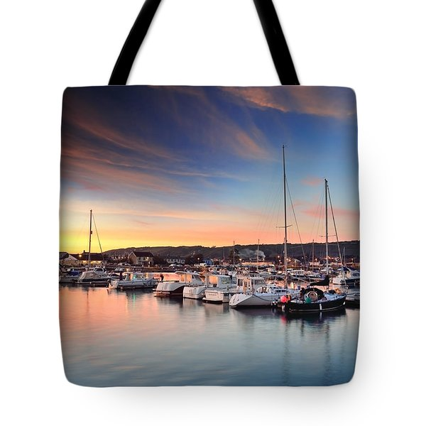 Burry Port 2 Tote Bag