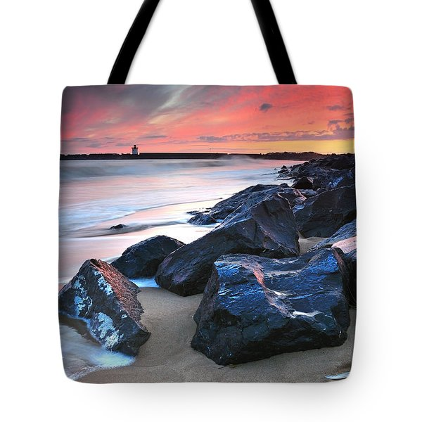 Burry Port 3 Tote Bag