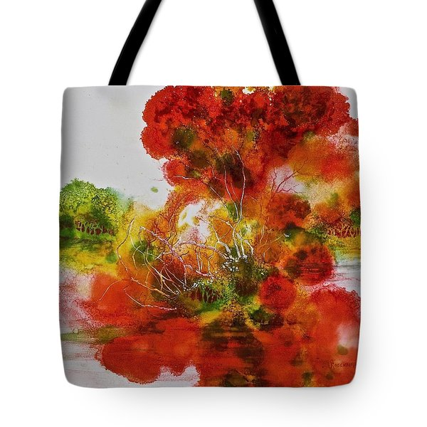 Burst Of Nature, II Tote Bag