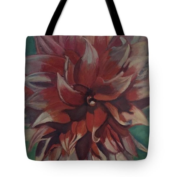 Burst Of Petals  Tote Bag
