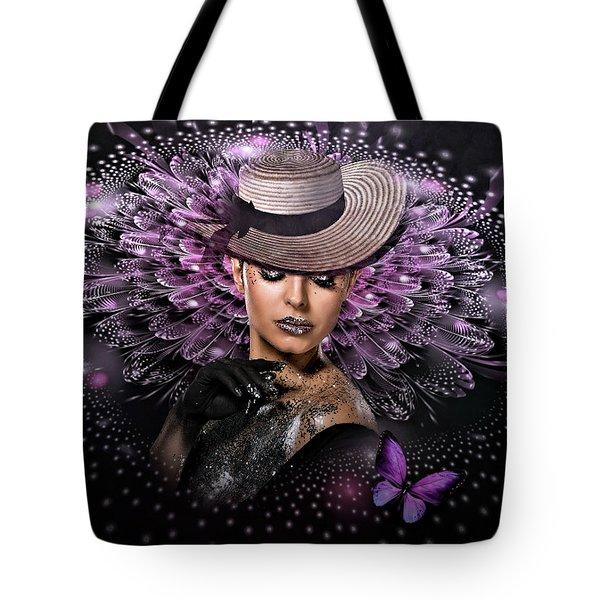 Burst Of Sensuality Tote Bag