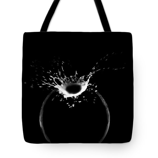 Bubble Splash Tote Bag