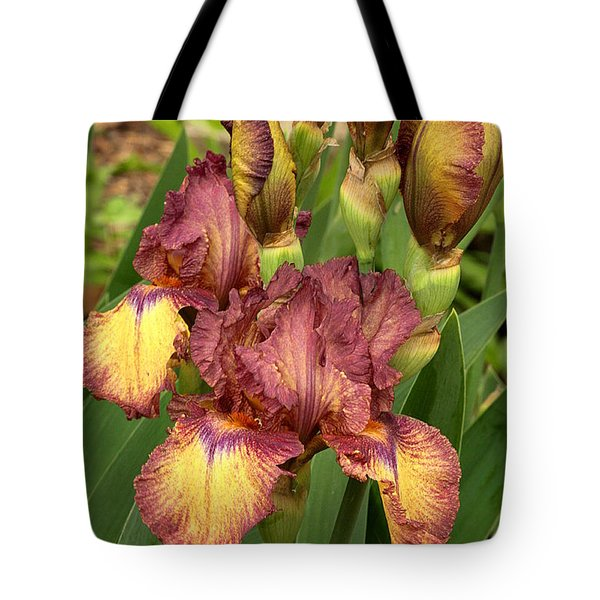 Tote Bag featuring the photograph Bursting In Beauty by Sheila Brown