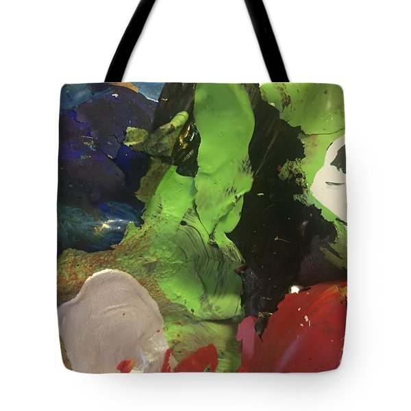 Tote Bag featuring the photograph Bursting by Paula Brown