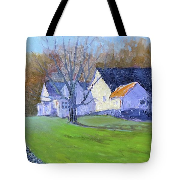 Burton Farm Tote Bag