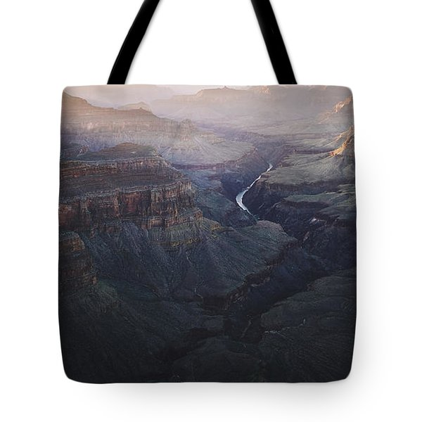 Bury Me At The Heart Of The River Tote Bag