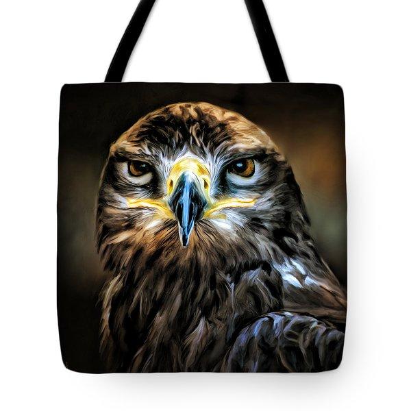 Buse - Portrait Tote Bag