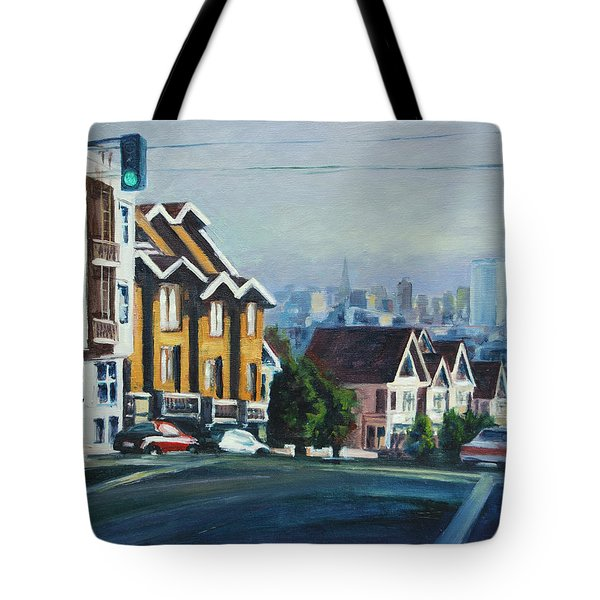 Bush Street Tote Bag