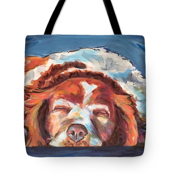 Bushed Tote Bag