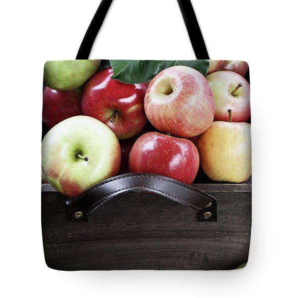 Bushel Of Apples  Tote Bag
