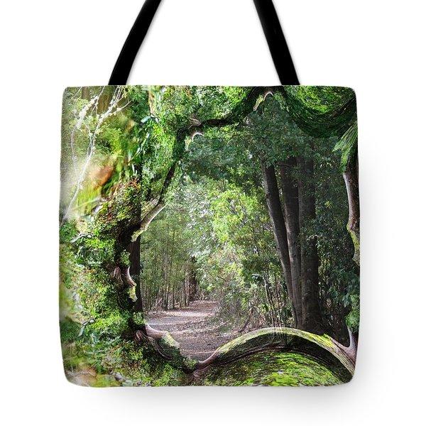 Bushwalk Tote Bag
