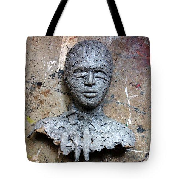 Bust Tote Bag