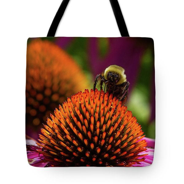Busy As A ... Just Busy Tote Bag