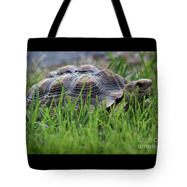 But He Has A Great Personality Tote Bag