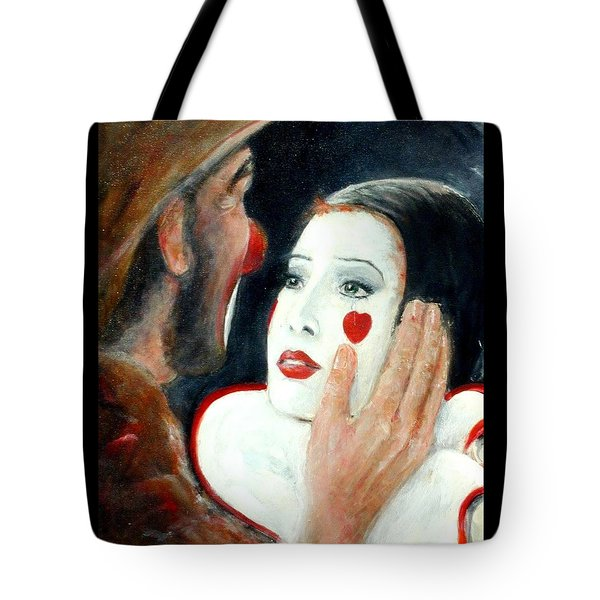 But Why? Tote Bag