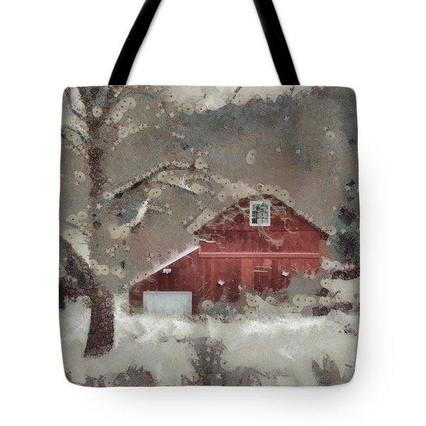 Butter Lane Tote Bag by Trish Tritz