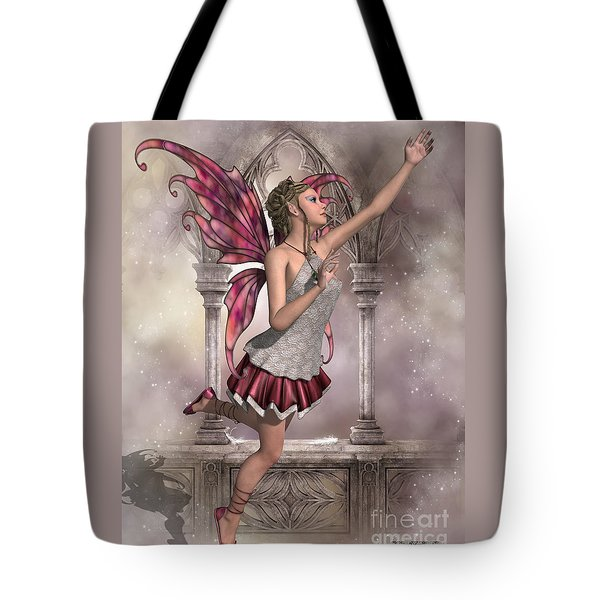 Buttercup Fairy Tote Bag by Corey Ford