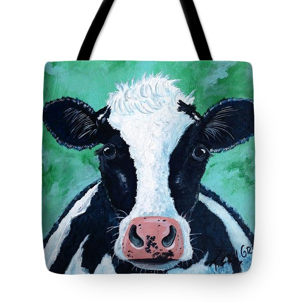 Buttercup Tote Bag by T Fry-Green