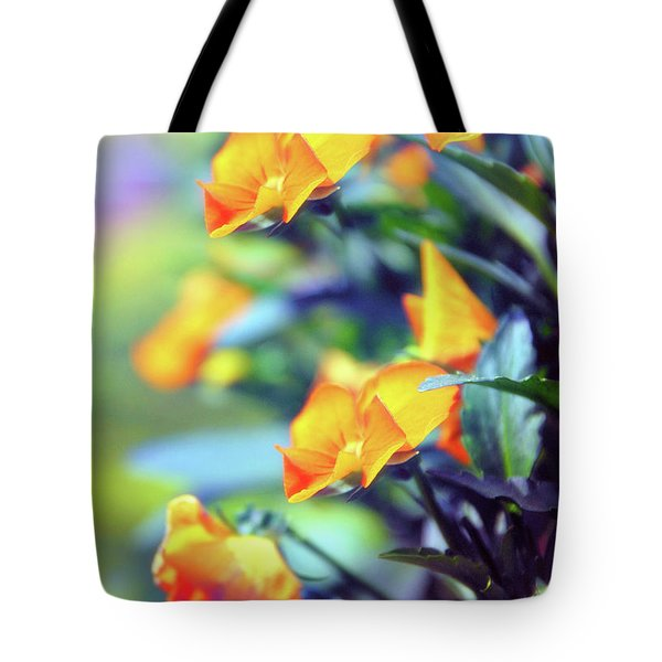 Tote Bag featuring the photograph Buttercups by Jessica Jenney