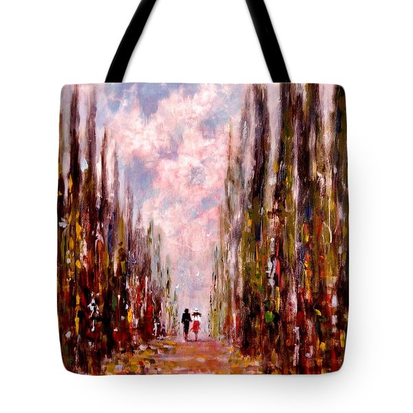 Butterflies Of Love.. Tote Bag