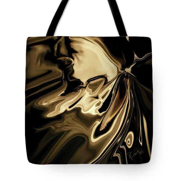 Butterfly 2 Tote Bag by Rabi Khan