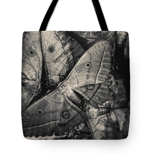 Butterfly #2056 Tote Bag by Andrey Godyaykin