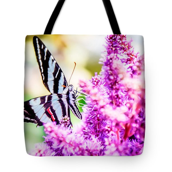 Butterfly Beautiful  Tote Bag