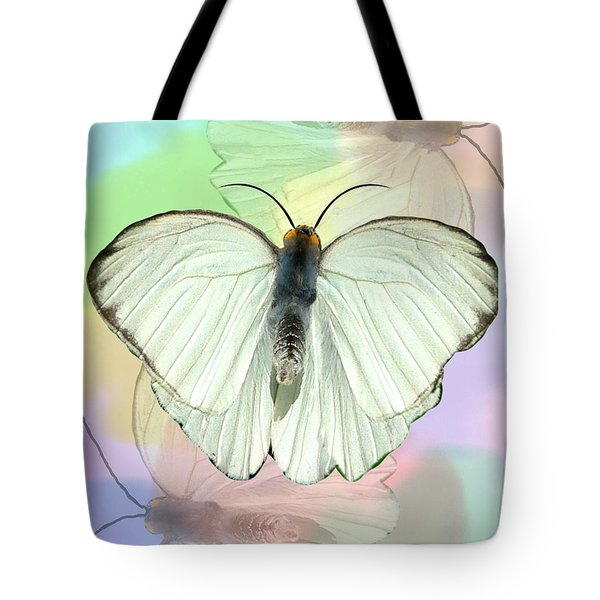 Butterfly, Butterfly Tote Bag
