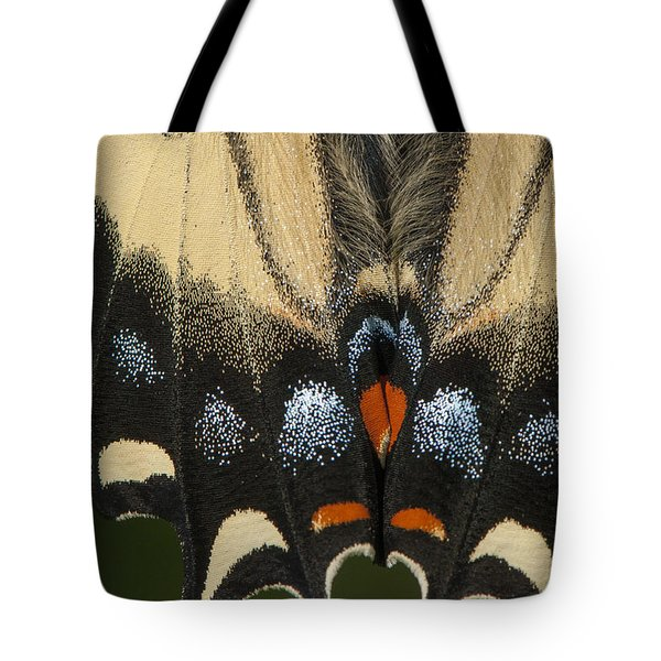 Butterfly Colors Tote Bag