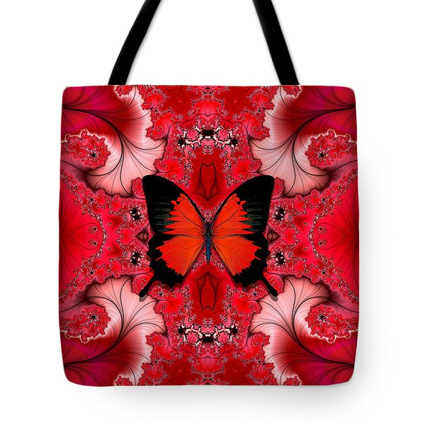 Butterfly Dream Phone Case Tote Bag
