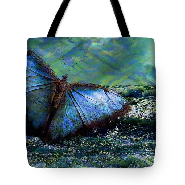 Butterfly Dreams 2015 Tote Bag