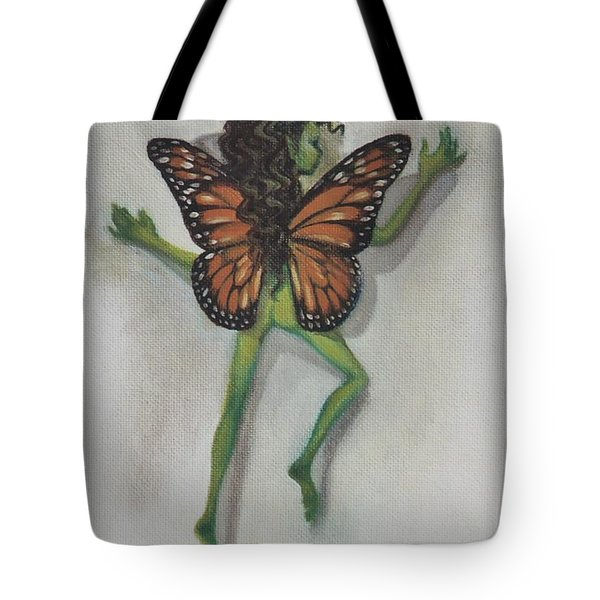 Butterfly Fairy Tote Bag