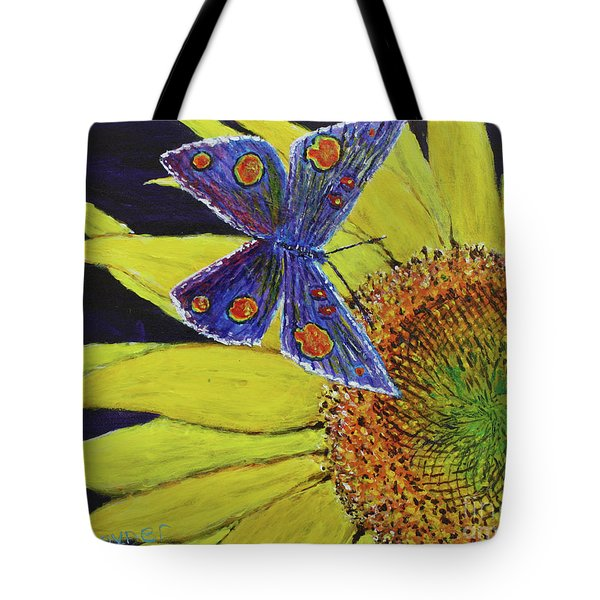 Butterfly Haven Tote Bag
