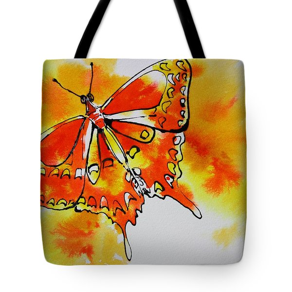 Butterfly IIi Tote Bag