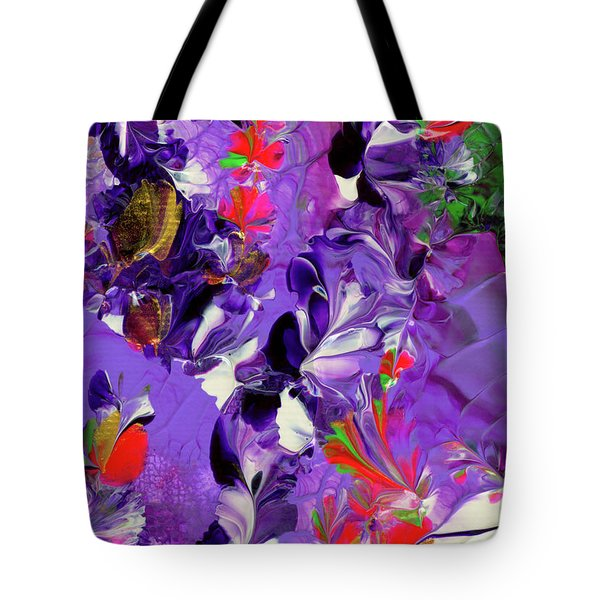 Butterfly Island Treasures Tote Bag