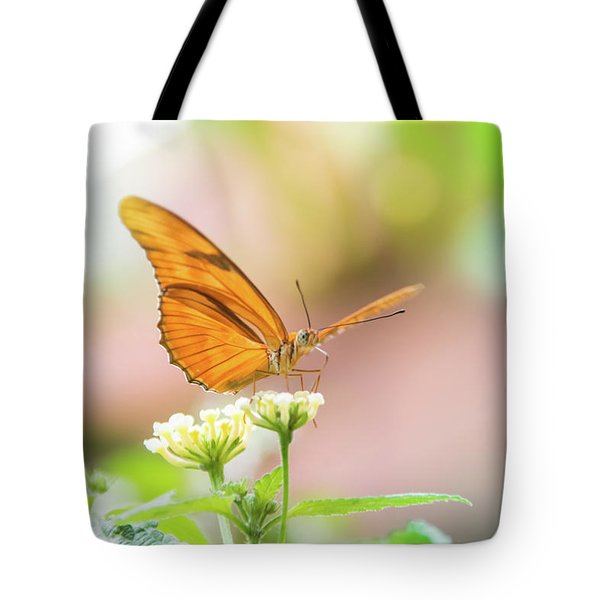 Butterfly - Julie Heliconian Tote Bag