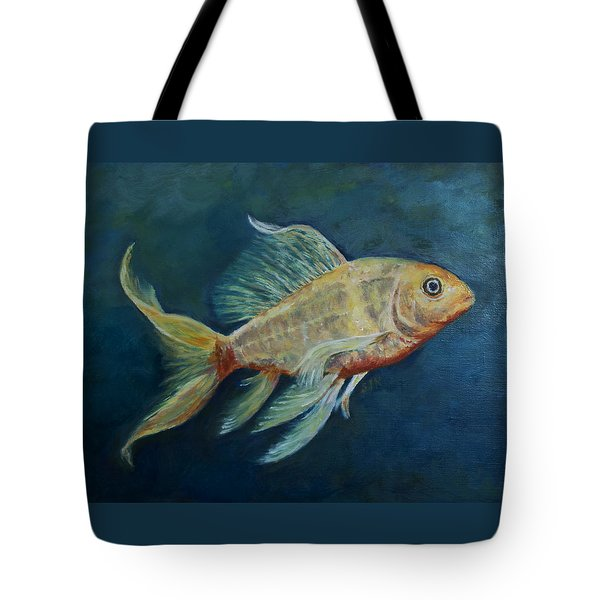Butterfly Koi II Tote Bag
