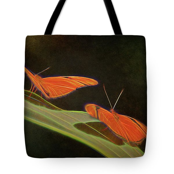 Butterfly Love 1a Tote Bag