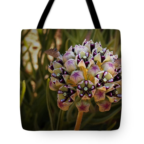 Butterfly Magnet Tote Bag