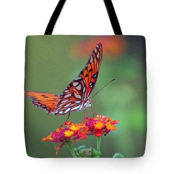 Butterfly Majestic Tote Bag