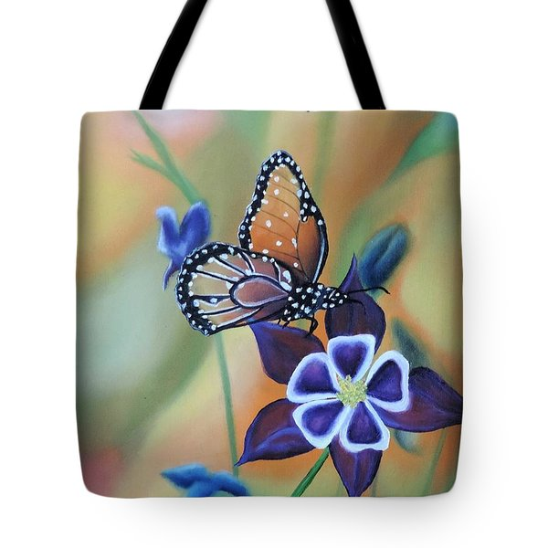 Butterfly Series#4 Tote Bag