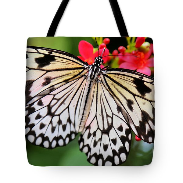 Butterfly Spectacular Tote Bag