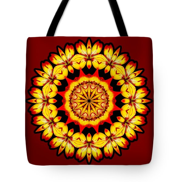 Butterfly Sun Tote Bag