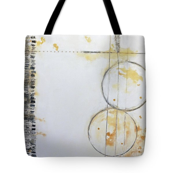 Butterfly Tracks Tote Bag