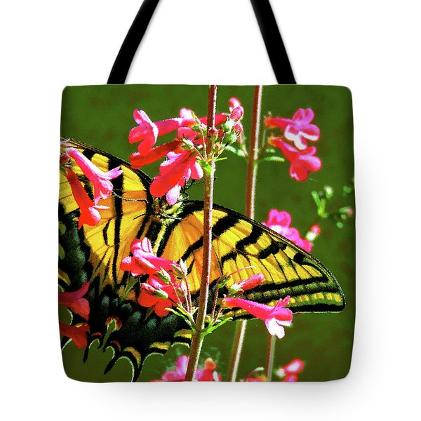 Butterfly's Dream Tote Bag